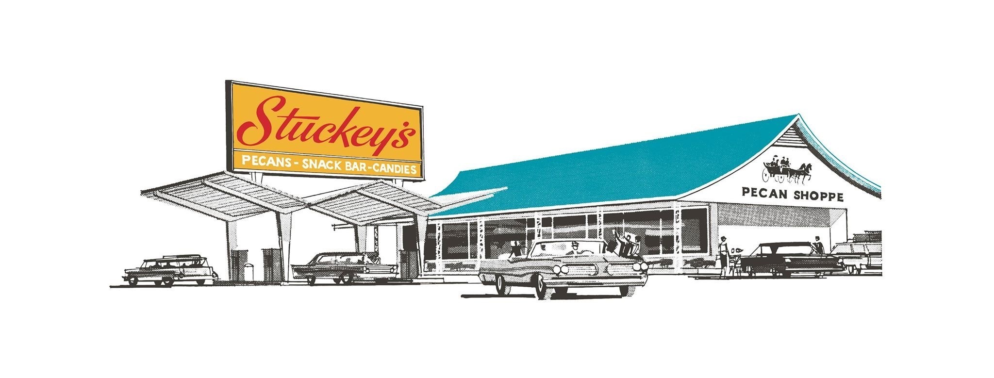 Stuckey's Corporation - A Rite of Passage: A Brief History of the American Road Trip
