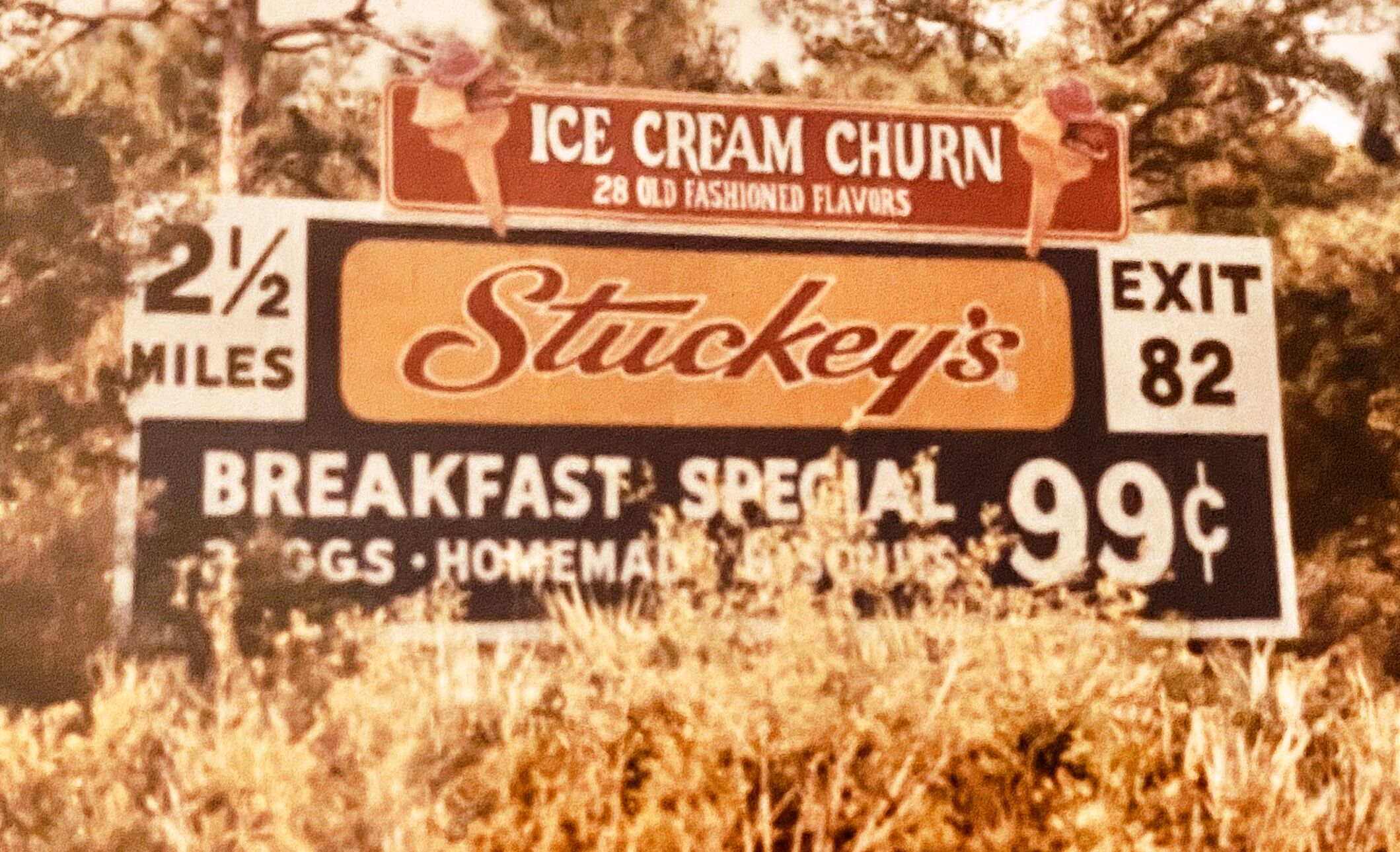 """Stuckey's Corporation - """"Keep Yelling Kids (They'll Stop!)"""""""