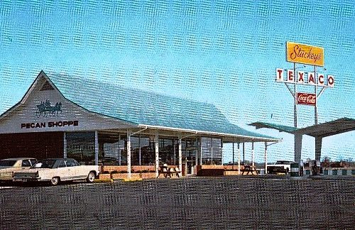 Stuckey's Corporation - Atomic and Exotic Roadside Architecture of the Mid- 20th Century