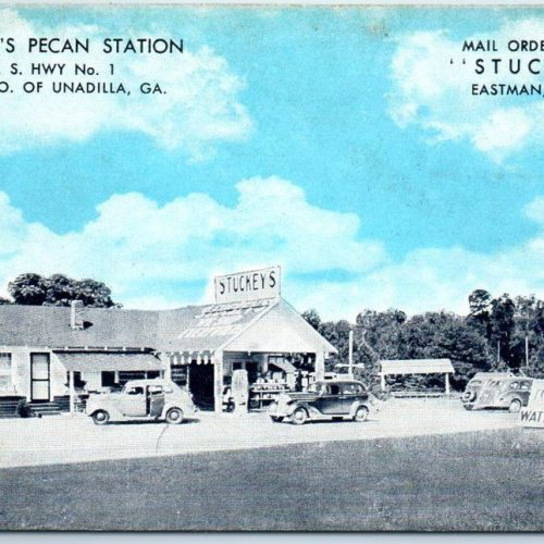 Stuckey's Corporation - Wish You Were Here: A Brief History of the Postcard