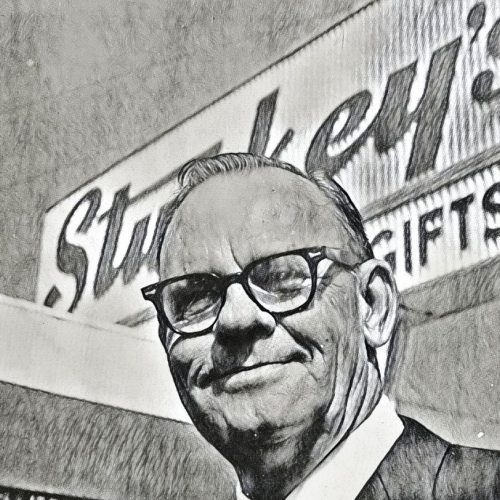 Stuckey's Corporation - W.S. Stuckey Was More Than Just Nuts