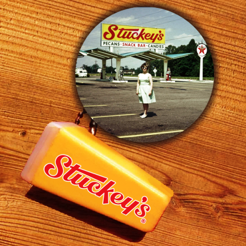 Stuckey's Corporation - Here's Looking at You: The Kitschy Keychain Photo Viewer Souvenir