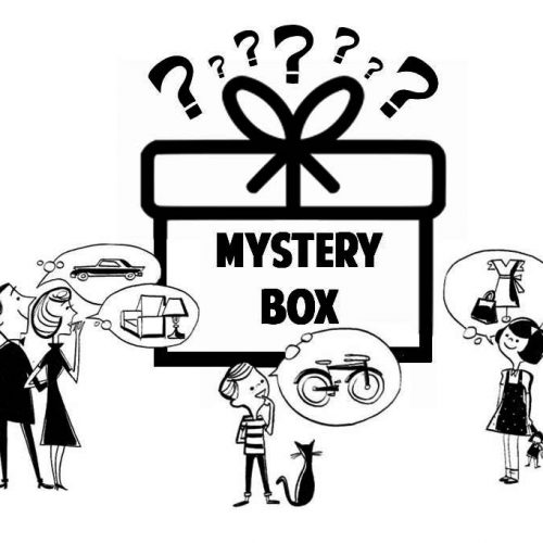 Stuckey's Corporation - Surprise, Surprise! What's Inside Your Mystery Box?